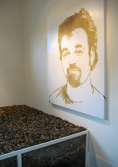 """Portraits an Installation (Exhibition View)"" 2010"