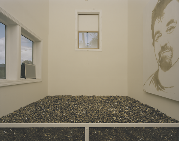 """""""Portraits an Installation (Exhibition View)"""" 2010"""