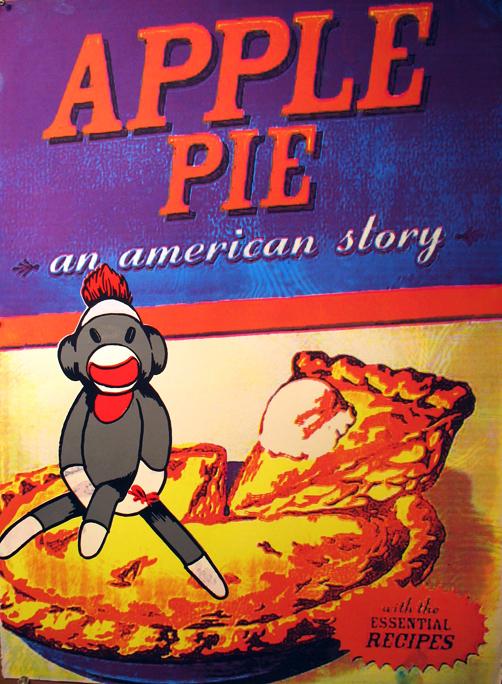 """""""Abu, An American Story"""" silkscreen, 2005, 22 x 30″"""